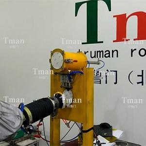 机器人自动打磨过程中自动更换砂纸