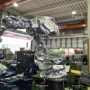 IRB7600 耐高温阻燃机器人亚美国际平台注册 阻燃隔热进口凯夫拉材质