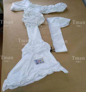 安川MH12喷涂机器人衣服 防尘防静电 防油