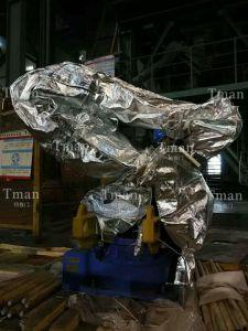 定制川崎CX210L机器人亚美国际平台注册/保护罩 耐高温阻燃 防尘防护衣